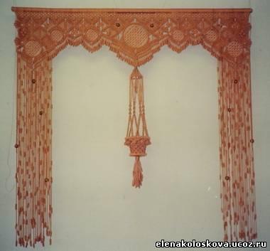 Плетение макраме для начинающих кашпо
